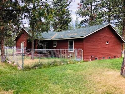 Seeley Lake Single Family Home For Sale: 147 Crawfish Court