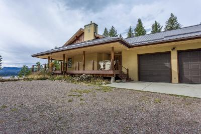 Polson Single Family Home Under Contract Taking Back-Up : 29927 Mission View Road
