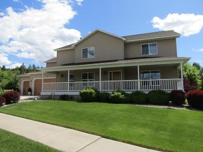 Missoula Single Family Home For Sale: 1527 Rattlesnake Court