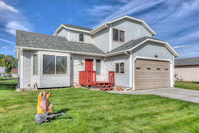 Hamilton Single Family Home For Sale: 163 Alice Avenue
