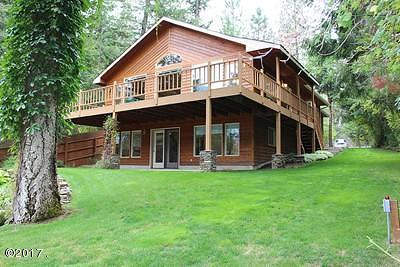 Lincoln County Single Family Home Under Contract with Bump Claus: 2301 Bull Lake Road
