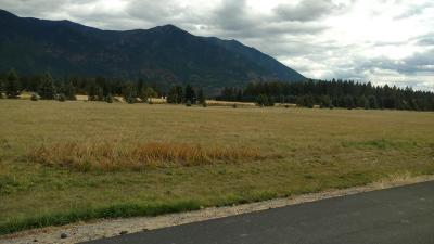 Columbia Falls Residential Lots & Land Under Contract Taking Back-Up : 19 Frederick Way