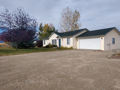 Ravalli County Single Family Home For Sale: 540 Chats Lane