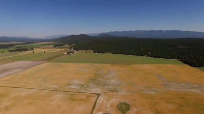 Whitefish Residential Lots & Land For Sale: Tr 4 & Tr 4d Km Ranch Rd