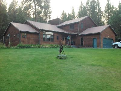 Ravalli County Single Family Home For Sale: 9249 Deer Walk Way