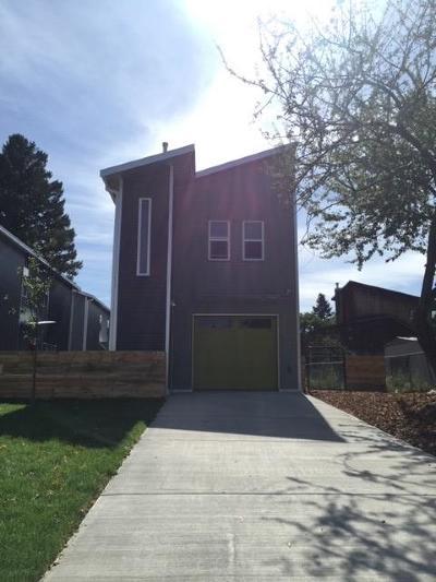 Missoula Single Family Home For Sale: 823 Turner Street
