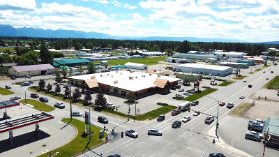 Flathead County Commercial For Sale: 2593& 2567 Us Highway 2 East
