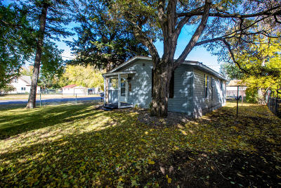 Kalispell Single Family Home Under Contract Taking Back-Up : 607 9th Avenue West
