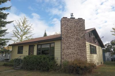 Whitefish Single Family Home Under Contract Taking Back-Up : 107 Minnesota Avenue