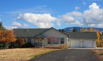 Corvallis Single Family Home Under Contract Taking Back-Up : 2350 147 Drive