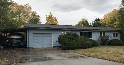 Missoula Single Family Home For Sale: 1231 Eaton Street