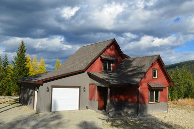 Lincoln County Single Family Home For Sale: 96 Haskill Pass