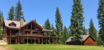Thompson Falls Single Family Home For Sale: 22 Steep River Ranch Lane