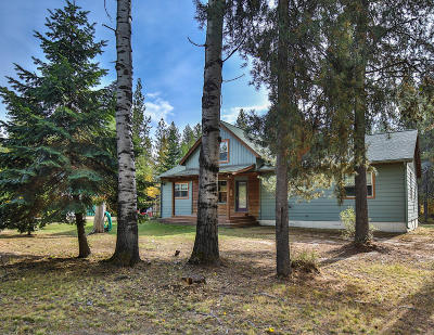 Trout Creek Single Family Home For Sale: 22 Pinewoods Drive