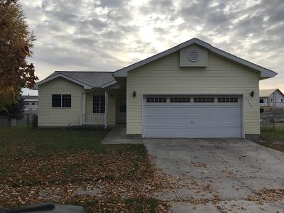 Flathead County Single Family Home Under Contract Taking Back-Up : 2244 Canvasback Court