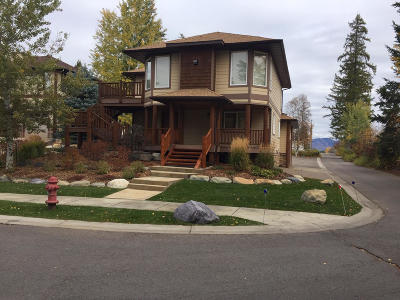 Flathead County Single Family Home Under Contract Taking Back-Up : 401 Golf Haven Drive