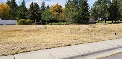 Missoula Residential Lots & Land For Sale: 1209 Lincoln Court