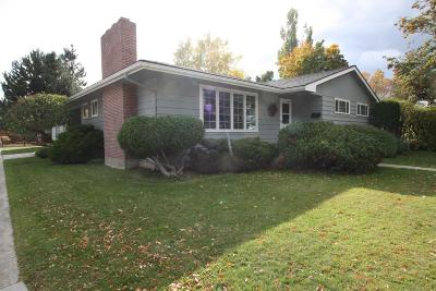 Missoula Single Family Home Under Contract Taking Back-Up : 401 Dearborn Avenue