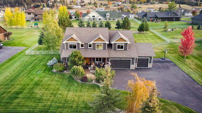 Kalispell Single Family Home Under Contract Taking Back-Up : 322 Stoneridge Drive