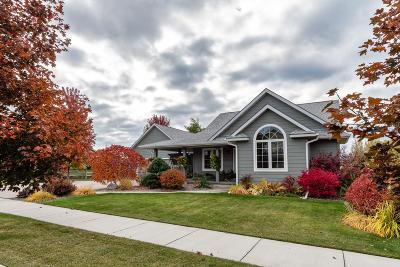 Missoula Single Family Home For Sale: 8705 Fescue Court
