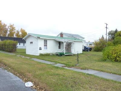 Single Family Home For Sale: 1034 Milwaukee Avenue