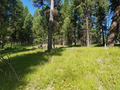 Seely Lake, Seeley Lake Residential Lots & Land For Sale: 168 Summit Drive