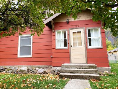 Missoula Single Family Home For Sale: 349 Speedway Avenue
