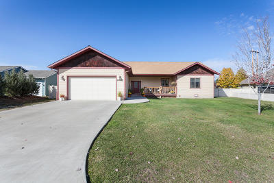 Columbia Falls, Hungry Horse, Martin City, Coram Single Family Home For Sale: 2060 Terrace Court
