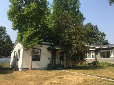 Whitefish Single Family Home Under Contract Taking Back-Up : 534 Somers Avenue