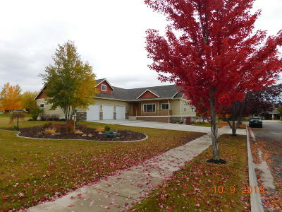 Missoula Single Family Home For Sale: 5101 Victor Place