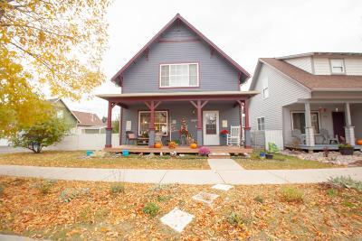 Missoula Single Family Home For Sale: 4600 Bordeaux Boulevard