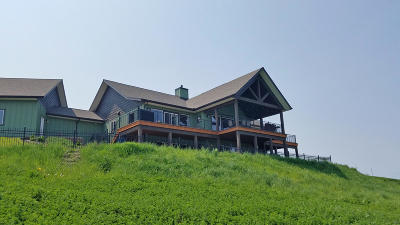 Flathead County Single Family Home For Sale: 365 Skyview Lane