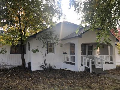 Lincoln County Single Family Home Under Contract Taking Back-Up : 1021 Mineral Avenue
