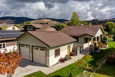 Missoula Single Family Home For Sale: 3200 Meagher Lane