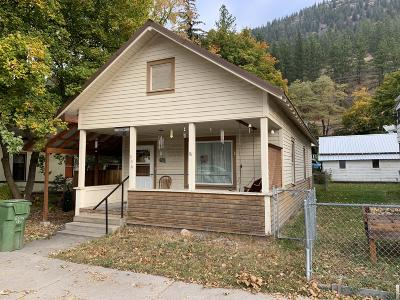 Mineral County Single Family Home For Sale: 506 Railroad Avenue