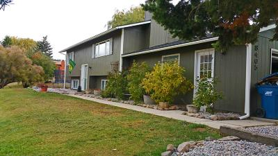 Missoula Single Family Home For Sale: 8405 Indreland Road