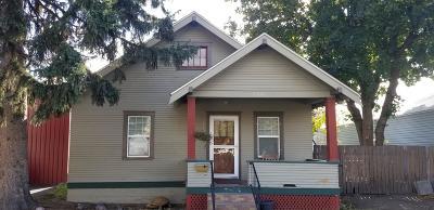 Missoula Single Family Home For Sale: 1531 Cooper Street