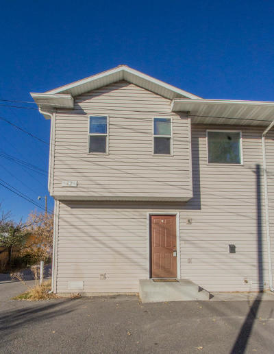Missoula Single Family Home Under Contract Taking Back-Up : 1821 South 9th Street West