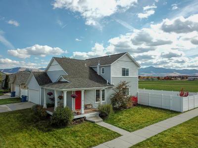 Missoula Single Family Home For Sale: 2322 Mary Jane Boulevard