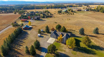Bigfork Single Family Home Under Contract Taking Back-Up : 201 Moose Ridge Lane