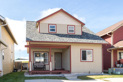 Missoula Single Family Home For Sale: 5055 Cache Court