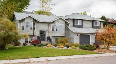 Missoula Single Family Home For Sale: 6743. Linda Vista Boulevard