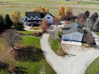 Ravalli County Single Family Home For Sale: 161 Sam Lucas Lane