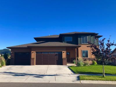 Missoula MT Single Family Home For Sale: $549,500