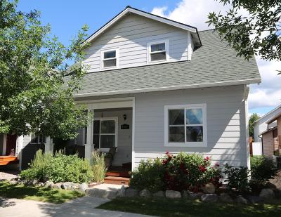 Missoula Single Family Home Under Contract Taking Back-Up : 4444 Addington Drive
