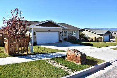 Missoula MT Single Family Home For Sale: $290,000