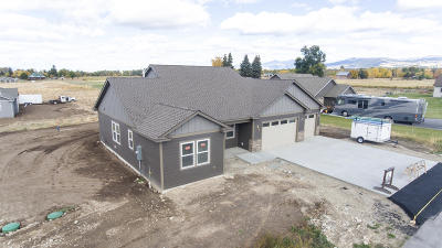 Ravalli County Single Family Home For Sale: 1009 Talons Court