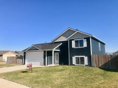 Kalispell Single Family Home For Sale: 227 Jackson Peak Drive