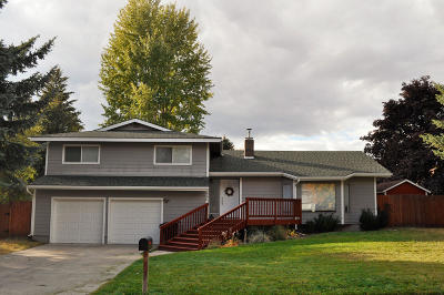 Flathead County Single Family Home For Sale: 220 Sherry Lane