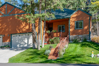 Flathead County Single Family Home For Sale: 278 Eagle Bend Drive